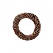 Венок декоративный плетёный из ивовых прутьев, d=05 см, 2401405, EFCO