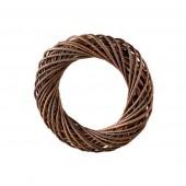 Венок декоративный плетёный из ивовых прутьев, d=10 см, 2401410, EFCO