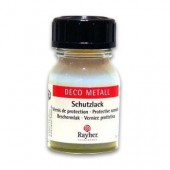 """Клей для потали (металлической фольги) """"Schutzlack"""", 25 мл, арт. 2173000, Rayher"""