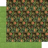 "Бумага для скрапбукинга двухсторонняя Graphic45 4500768 ""Celebrate"", 30х30 см"