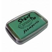 Штемпельная подушечка Stamperia, зелёный, 7,7х4,7 см, WKP02G
