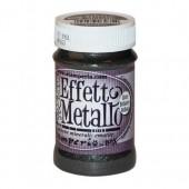 Паста для имитации грубой металлической поверхности серебристо-серая, 100 мл, Stamperia, KE18MGL