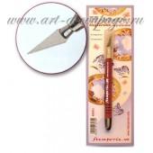 Нож декупажный для вырезания, арт. KRT02, Stamperia