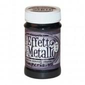 Паста для имитации грубой металлической поверхности тёмно-серая, 100 мл, Stamperia, KE18MG