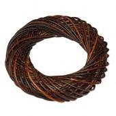 Венок декоративный плетеный из натуральной лозы, d=21 см, KL284, Stamperia