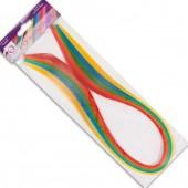 Набор бумаги для квиллинга QCR873104 Яркий, ширина 3 мм, 100 полос