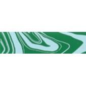 Краска для марморирования Easy Marble Marabu, цвет 067 зелёная, 15 мл