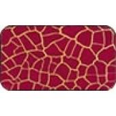 Микрофацетный лак Mikro Facetten-Lack, цвет 402 тёмно-красный, 90 мл, Viva Decor