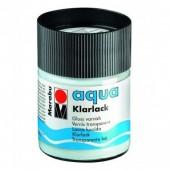 "Лак ""Marabu Aqua-Klarlack"" глянцевый, на водной основе, 50 мл"
