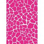 "Бумага для техники DECOPATCH 526 ""Крупное кракле розовое"", 30x40см"