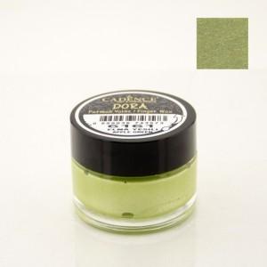 """Воск Cadence, цвет 6161 """"Зелёное яблоко"""" для патинирования и золочения, 20 мл"""