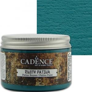 Краска-патина Rusty Patina Cadence RP02 зелёная, 150 мл