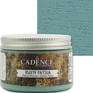 Краска-патина Rusty Patina Cadence RP03 зелёная плесень, 150 мл