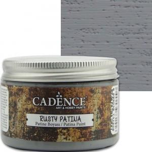 Краска-патина Rusty Patina Cadence RP04 серая, 150 мл