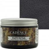Краска-патина Rusty Patina Cadence RP09 серо-чёрная, 150 мл