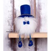 """Набор для изготовления игрушки из фетра """"Гномики. Гном джентльмен"""", Перловка, арт. ПФГ-1553"""