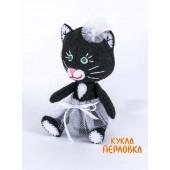 """Набор для изготовления игрушки из фетра """"Детки. Киска"""", Перловка, арт. ПФД-1054"""
