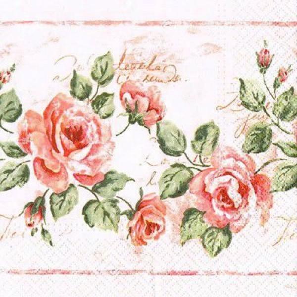 розы шебби шик картинки для декупажа