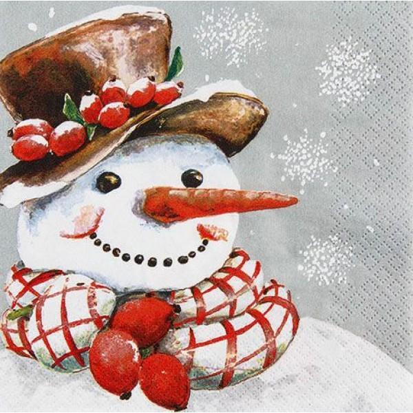 есть картинки декупаж снеговик того, недалеко джизака