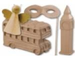 Заготовки из картона и папье-маше