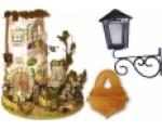 Элементы для 3D декупажа и миниатюрных композиций
