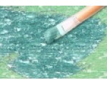 Краски с эффектом мрамора