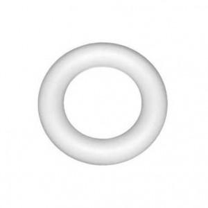 Заготовка из пенопласта - венок объёмный, диам. 12 см, 1080612, EFCO