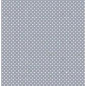 """Ткань Тильда """"Нина серо-синий"""", 50х55 см, 100% хлопок, арт. 480673, Tilda"""
