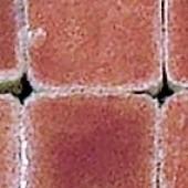 Мозаика керамическая Rayher Mini 291 бордо непрозрачная, 5х5х3 мм, арт. 14495291, около 110 шт.