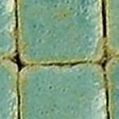 Мозаика керамическая Rayher Mini 404 бирюзовая непрозрачная, 5х5х3 мм, арт. 14495404, около 110 шт.