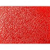 Мозаика стеклянная Glorex-Crackle в листах прозрачная 003 красная, арт. 6246003, 15х20 см