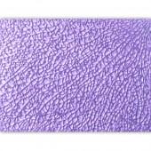 Мозаика стеклянная Glorex-Crackle в листах прозрачная 017 сиреневая, арт. 6246017, 15х20 см
