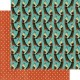 """Бумага для скрапбукинга двухсторонняя Graphic45 4500817 """"Lovely"""", 30х30 см"""