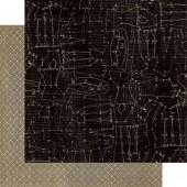 "Бумага для скрапбукинга двухсторонняя Graphic45 4500819 ""Style"", 30х30 см"