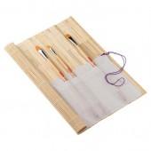 Органайзер из бамбука для кистей, арт. 9059001M, Royal Talens, 36х36 см