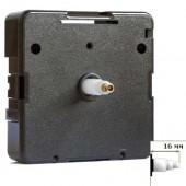 Часовой механизм Hermle кварцевый W2100-002, длина оси для заготовки толщиной 6-8,5 мм