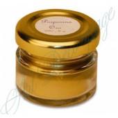 """Порошок пурпурин для затирки кракелюрных трещин и золочения """"Золото"""", 17 мл, Stamperia, DP01В"""