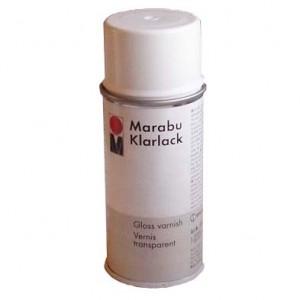 Лак-спрей Marabu Klarlack глянцевый, 150 мл
