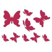 """Трафарет Stamperia KSD015 """"Бабочки"""", 15х20 см"""