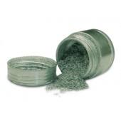 """Порошок пурпурин для затирки кракелюрных трещин и золочения """"Серебро"""", 17 мл, Stamperia, DP02B"""