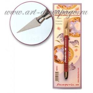 Нож декупажный для вырезания Stamperia, арт. KRT02