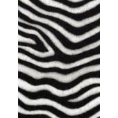 Рисовая карта Calambour MSK1, 35х50 см, 20 гр/м2, Шкура зебры