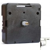 Часовой механизм Hermle кварцевый W2100-001, длина оси для заготовки толщиной 4-5,5 мм