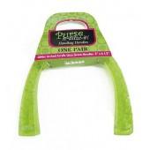 Ручки для сумок BUTTON FASHION, 15,5х13 см, пластик, зеленый, прозрачный, арт. 90-00-20181