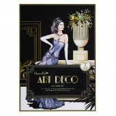 Набор для создания открытки Art Deco, 21 х 29,7 см, арт. PMA150636, DOCRAFTS