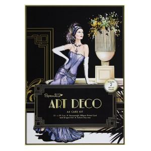 Набор для создания открытки Art Deco, арт. PMA150636, DOCRAFTS, 21х29,7 см