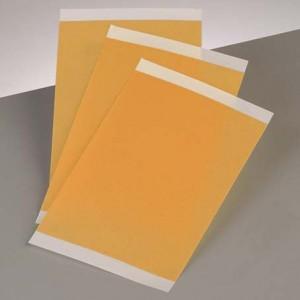 Двухсторонний прозрачный клеевой лист для микробисера, блёсток, 3 шт., 14см х 9,8см, арт. 9361504, EFCO