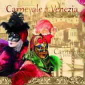 """Салфетка для декупажа """"Венеция, карнавал"""" бумажная SLOG017601, 33х33 см"""