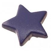 "Заклёпки ""ЗВЁЗДЫ синие"" металлические, арт. 6257356, Knorr prandell, 25 шт., 10х8 мм"