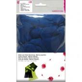 Шерсть супертонкая мериносовая для фелтинга, цвет синий, 50 г, арт. 1008548, EFCO